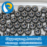Шарик 9cr18mo материала 19/32 Inch15.081mm шарика нержавеющей стали SUS 440c стальной