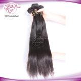 Weave indiano reto natural do cabelo da qualidade superior