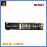 Potencia grande del canal del amplificador 4 de Fp20000q Digitaces para Subwoofer