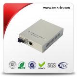 Transmisor-receptor del SFP Msa del convertidor óptico de los media de fibra para Ethernet del gigabit