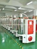 플라스틱 건조시키는 건조기를 가진 선적 시스템에 의하여 이용되는 건조시키는 제습기