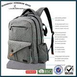 2017 multifonctionnels grand sac Sh-17070501 de sac à dos de sac de couche-culotte de momie du bébé