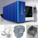 Máquina de estaca do laser da fibra para o metal, aço de carbono, aço inoxidável