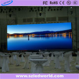 P4.81 광고를 위한 실내 임대 다중 색깔 LED 스크린 전시 영상 (세륨, RoHS, FCC, CCC)