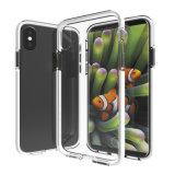 TPU+TPE iPhone 8을%s 투명한 내진성 전화 덮개