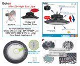 Eine 5 Jahr-Garantie IP65 imprägniern 1-10V PWM den Widerstand, der 160W 150 Watt Dimmable LED hohe Bucht-Licht-Befestigungen verdunkelt