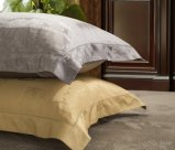 Taihuの雪の絹のHotsale OEM Oeko-Tex 100のクワ絹100% 19 Momme 22mommeの柔らかい実質の贅沢な寝具のオックスフォードの絹の枕カバー