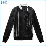 고전적인 디자인 가을 옷을%s 유행 줄무늬 재킷