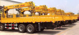 Grue de la Chine 6X4 sur le camion 8 tonnes de camion avec la grue à vendre