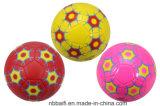 Neuer Großverkauf der Muster-Farben-Größen-5, der fördernde Fußball-Kugel ausbildet