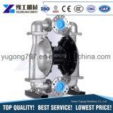 Pompe de membrane pneumatique de la plus défunte qualité en stock
