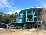 2017 Hot Selling Construction Waste Recycling Line 900tph