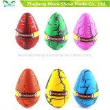 애완 동물 Dinasour 성장하고 있는 계란 부화 계란은 8*12cm를