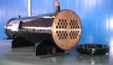 Охлаженный водой маслянный охладитель теплообменного аппарата раковины и пробки промышленный