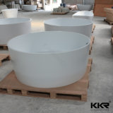 Ванны смолаы Kingkonree Sanitaryware ванна каменной самомоднейшая твердая поверхностная