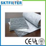 Paño activado no tejido de la fibra del carbón de la purificación