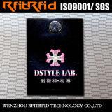 Het UHF Beschikbare Waterdichte RFID Etiket van de Kleding RFID