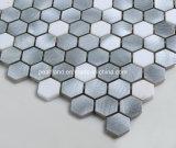 Azulejos de mosaico de aluminio de la decoración del cuarto de baño