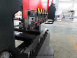 Especialista para el tipo de trabajo plateado de metal freno de Underdriver del regulador Nc9 de la pequeña y alta exactitud de la prensa