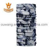 Bandana de recyclage de logo fait sur commande de bonne qualité direct de vente d'usine de Yiwu