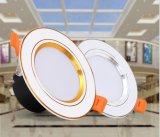 6W~18W leiden onderaan het Lichte LEIDENE Licht van het Plafond van de Fabriek van China