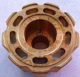 Peças hidráulicas da bomba do curso da máquina escavadora GM09