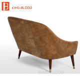 Poltrone di cuoio del sofà di Hotsale con il prezzo poco costoso