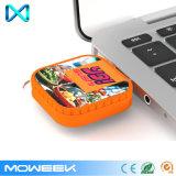 도매 정연한 주문 철회 가능한 USB 기억 장치 섬광 드라이브