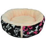 Base do gato de /Sofa do animal de estimação circular da lona/casa macias (KA0087)