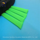 Farbiges Haustier-expandierbares umsponnenes Textilkabel Sleeving