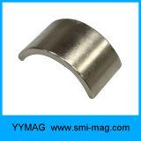 Starke Lichtbogen-Magneten kurvten Neodym-Magneten für Verkauf