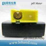 Alta calidad de bolsillo medidor de pH pH-108