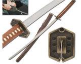 Replica dalla spada di Cosplay del candeggiante del Anime