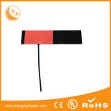 Placa quente flexível de borracha redonda de Slicone do Vulcanization da alta qualidade
