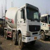 30 Mischer-LKW der Tonnen-China verwendeter guter Zustands-Baugerät-6*4 HOWO für Verkauf