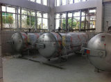 Esterilizador de una sola capa automático de la réplica de la inmersión del agua
