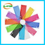 De zachte Beschermer van het Toetsenbord van de Kleuren van het Silicone voor MacBook Air/PRO/Retina