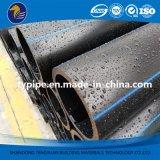 ISO標準の高密度のポリエチレンプラスチック配水管