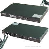 Interruptor automático industrial de transferência de Msts-30A 120VAC para a fonte de alimentação dobro