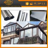 Haus-Dekoration-Einwegspiegel-Gebäude-Fenster-Film