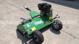 Cortacéspedes del mayal del motor de gasolina ATV con el certificado del Ce para la venta