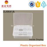 8 Caja de plástico de pequeño compartimento