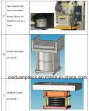 Presse graduelle latérale droite 400ton avec des moteurs de Taiwan Teco, roulements du Japon NTN/NSK, vanne électromagnétique de double du taco du Japon