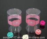De beschikbare Transparante Cilinder van pvc