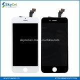 Pièces de rechange d'affichage à cristaux liquides pour l'écran tactile LCD positif de l'iPhone 6