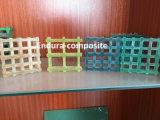 FRP/GRP装飾的なGratings/FRPの習慣によって形成される格子に火格子を付けるGRP/FRPの通路
