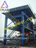 Хоппер установленный рельсом передвижной Пыл-Собирая Port