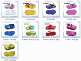 Luminous LED Charm Child Clog Girls Chaussures LED