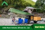 2017 nuove tende dell'automobile della tenda del lato del veicolo della tenda dell'automobile della tela di canapa di stile per il picnic