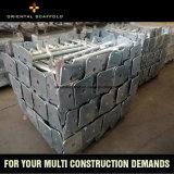 建築材料の足場調節可能なUヘッド基礎ジャック